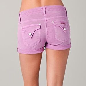 Hudson Hampton Cuffed Denim Shorts - 25